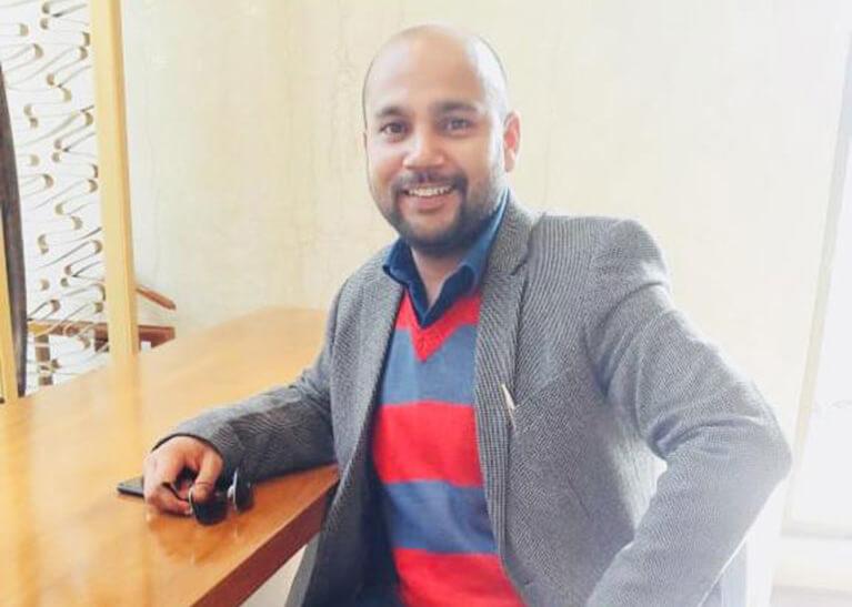 Mr. Alok Asthana (CRM)