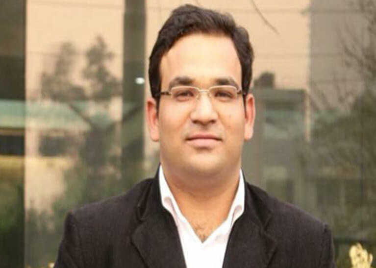 Mr. Himanshu Goyal - CFO, CRC Group