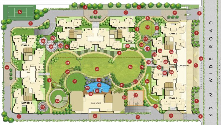 sublimis-site-layout