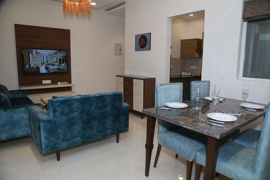 2 BHK at CRC Sublimis- A perfect choice for 1st time home buyer