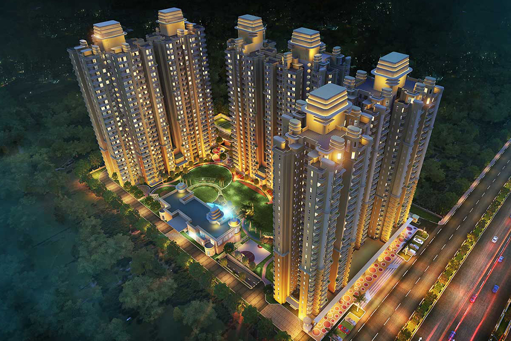 3 BHK FLATS IN GREATER NOIDA WEST